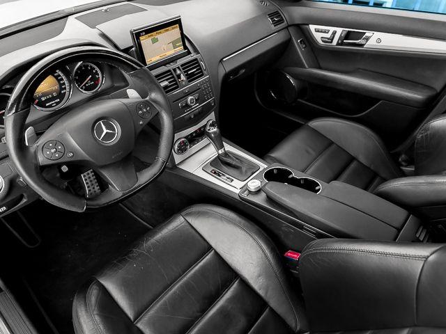 2009 Mercedes-Benz C63 6.3L AMG Burbank, CA 9