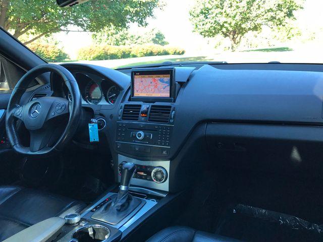 2009 Mercedes-Benz C63 6.3L AMG Leesburg, Virginia 12