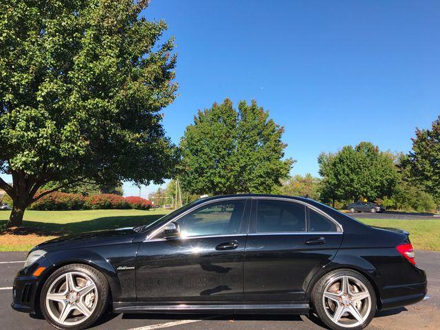 2009 Mercedes-Benz C63 6.3L AMG Leesburg, Virginia 4