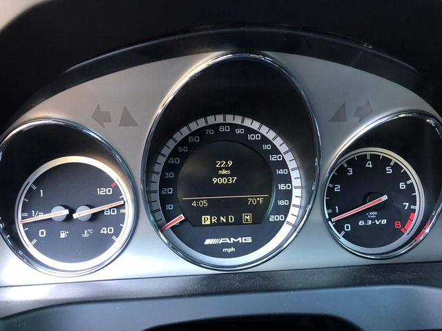 2009 Mercedes-Benz C63 6.3L AMG Leesburg, Virginia 22
