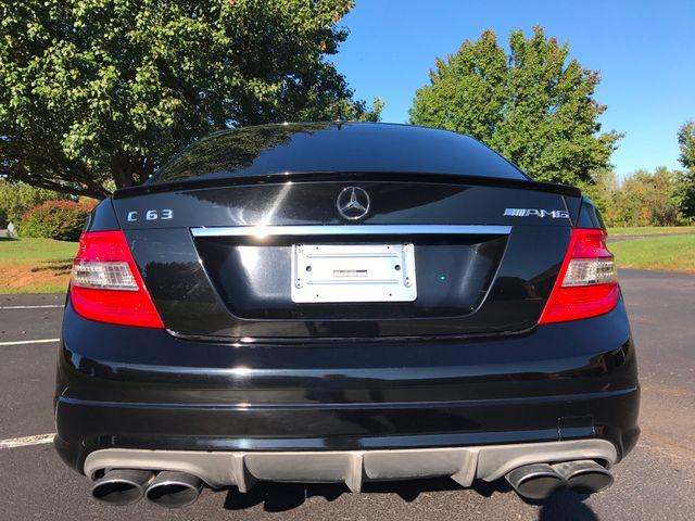 2009 Mercedes-Benz C63 6.3L AMG Leesburg, Virginia 7