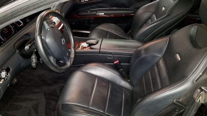 2009 Mercedes-Benz CL63 with night vision 6.3L V8 AMG 518hp | Palmetto, FL | EA Motorsports in Palmetto, FL
