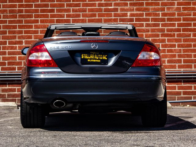 2009 Mercedes-Benz CLK350 3.5L Burbank, CA 3