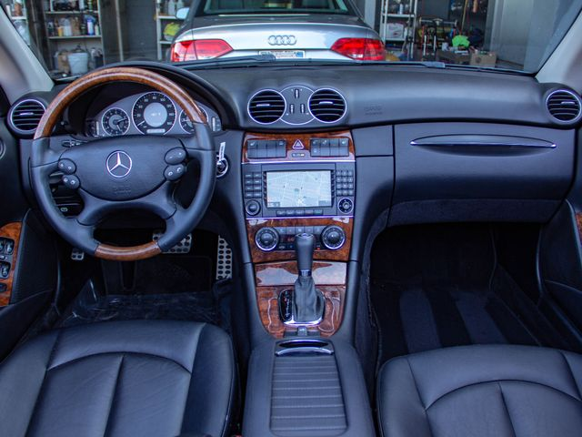 2009 Mercedes-Benz CLK350 3.5L Burbank, CA 11