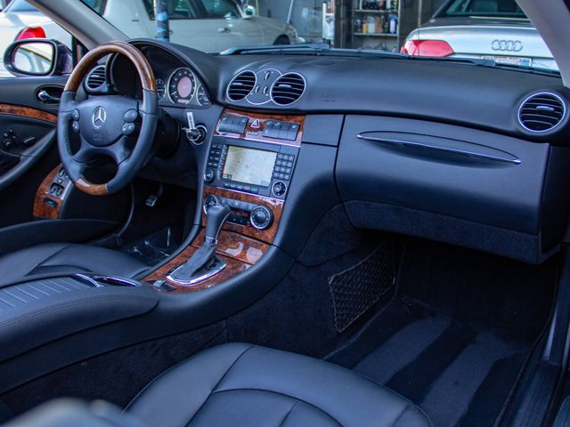 2009 Mercedes-Benz CLK350 3.5L Burbank, CA 13