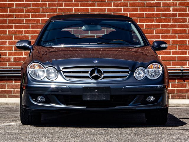 2009 Mercedes-Benz CLK350 3.5L Burbank, CA 2