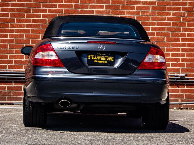 2009 Mercedes-Benz CLK350 3.5L Burbank, CA 10