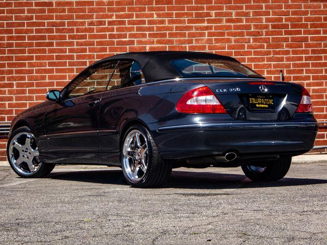 2009 Mercedes-Benz CLK350 3.5L Burbank, CA 4