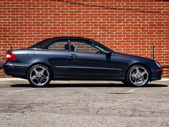 2009 Mercedes-Benz CLK350 3.5L Burbank, CA 9