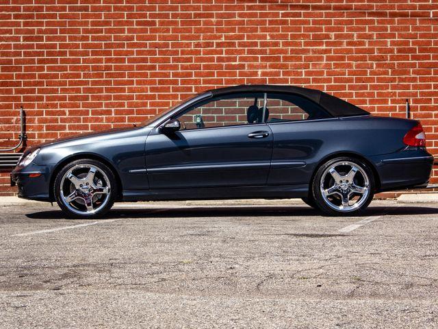2009 Mercedes-Benz CLK350 3.5L Burbank, CA 7