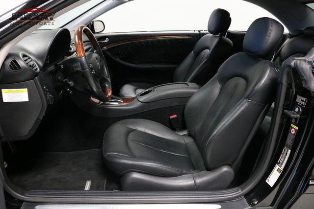 2009 Mercedes-Benz CLK350 3.5L Merrillville, Indiana 9