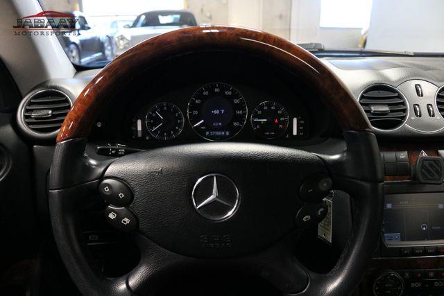 2009 Mercedes-Benz CLK350 3.5L Merrillville, Indiana 16