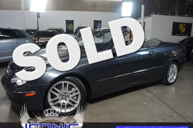 This 2009 Mercedes-Benz CLK350 3.5L is a Iconic Motors Featured Car