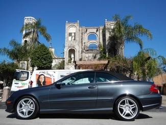 2009 Mercedes-Benz CLK550 5.5L in  Texas