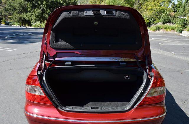 2009 Mercedes-Benz CLK550 5.5L Reseda, CA 10