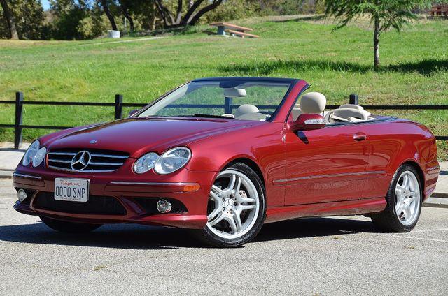 2009 Mercedes-Benz CLK550 5.5L Reseda, CA 11