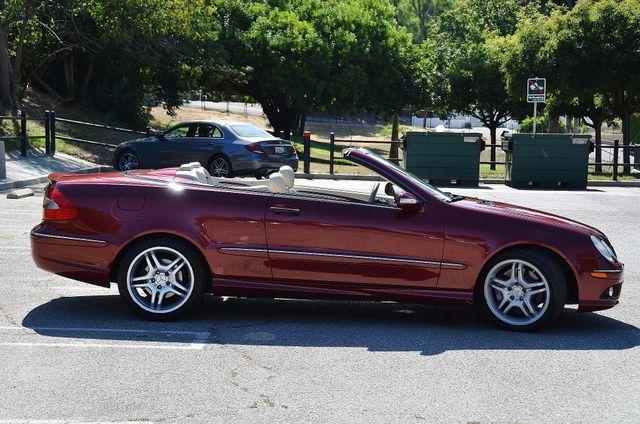 2009 Mercedes-Benz CLK550 5.5L Reseda, CA 17