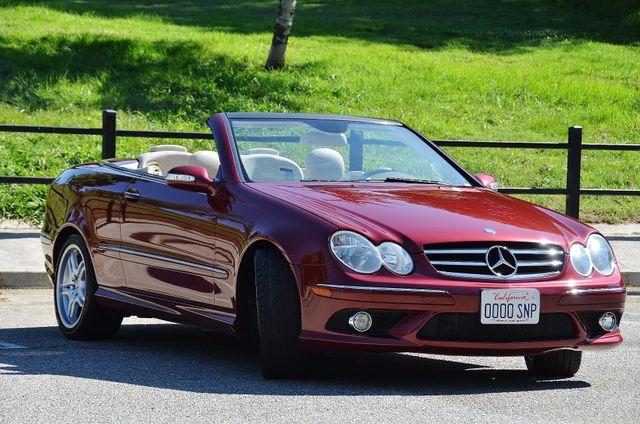2009 Mercedes-Benz CLK550 5.5L Reseda, CA 18