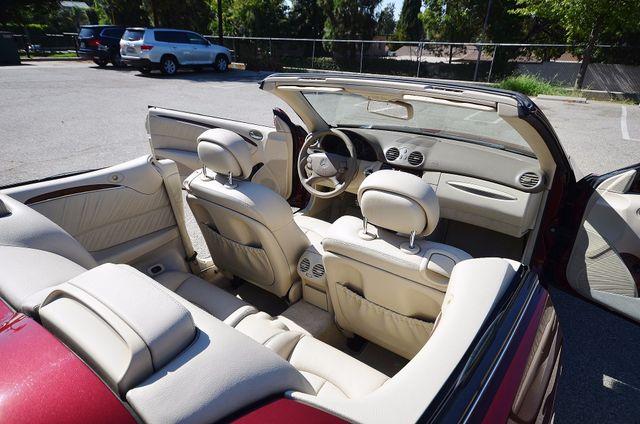 2009 Mercedes-Benz CLK550 5.5L Reseda, CA 23