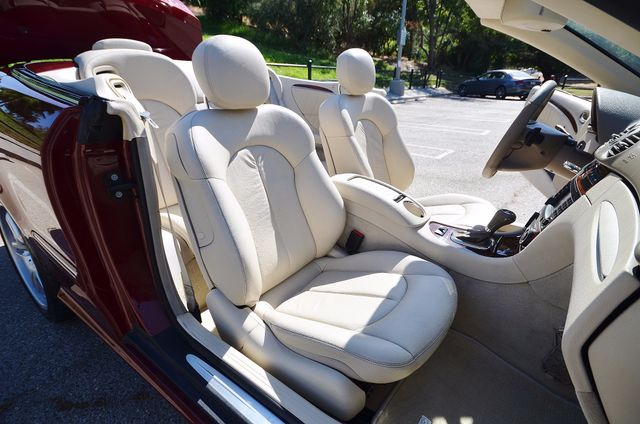 2009 Mercedes-Benz CLK550 5.5L Reseda, CA 25