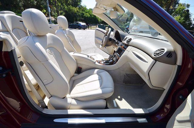 2009 Mercedes-Benz CLK550 5.5L Reseda, CA 26