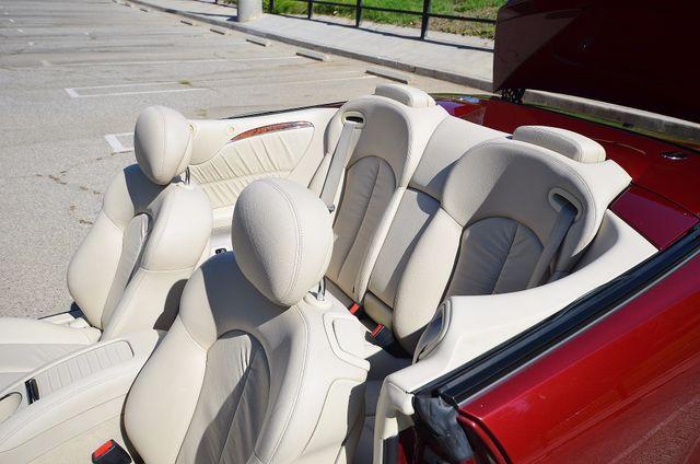 2009 Mercedes-Benz CLK550 5.5L Reseda, CA 27