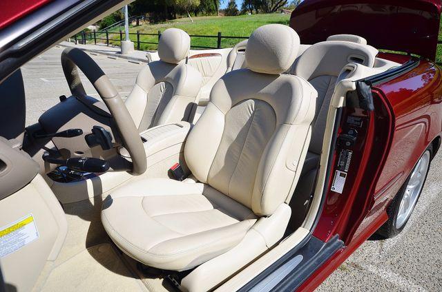 2009 Mercedes-Benz CLK550 5.5L Reseda, CA 30