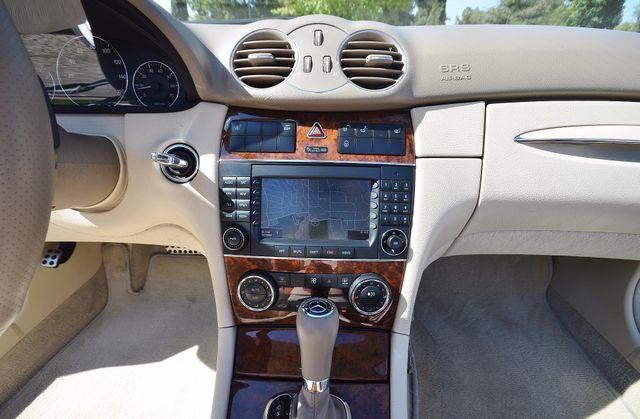 2009 Mercedes-Benz CLK550 5.5L Reseda, CA 31