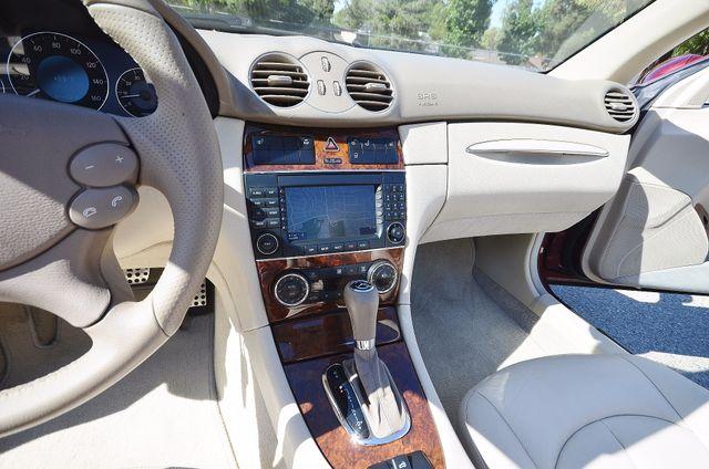 2009 Mercedes-Benz CLK550 5.5L Reseda, CA 6