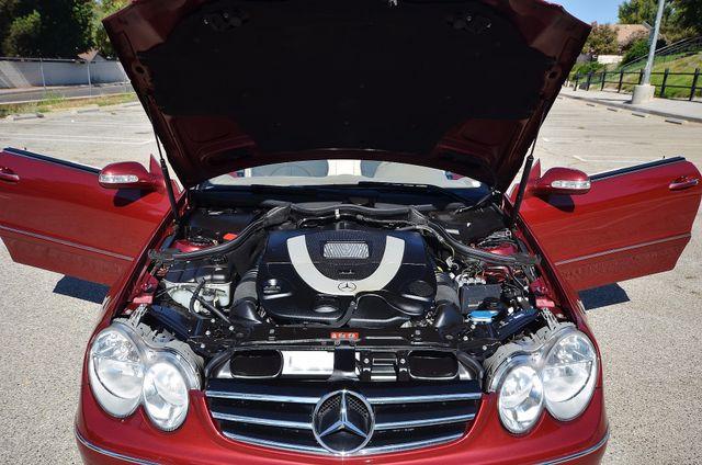 2009 Mercedes-Benz CLK550 5.5L Reseda, CA 36