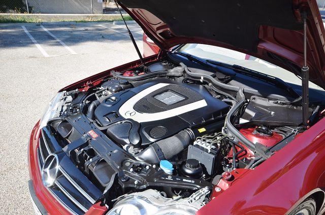 2009 Mercedes-Benz CLK550 5.5L Reseda, CA 38