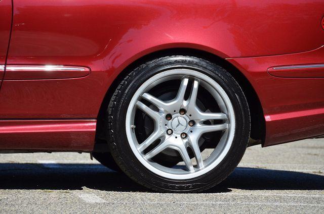 2009 Mercedes-Benz CLK550 5.5L Reseda, CA 13