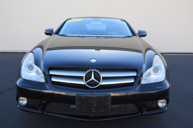 2009 Mercedes-Benz CLS550* SPORT PKG* AMG* LEATHER* MOONROOF 5.5L*AUTO* NAVI* WHEELS* CLEAN* LOW MI Las Vegas, Nevada 1