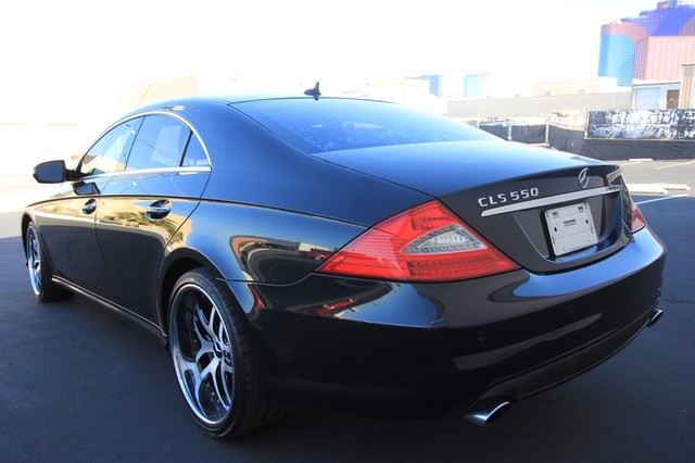 2009 Mercedes-Benz CLS550* SPORT PKG* AMG* LEATHER* MOONROOF 5.5L*AUTO* NAVI* WHEELS* CLEAN* LOW MI Las Vegas, Nevada 6
