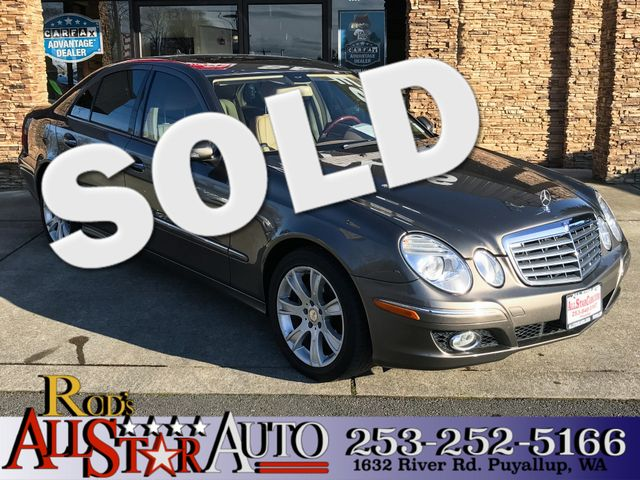 2009 Mercedes E-Class E 350 The CARFAX Buy Back Guarantee that comes with this vehicle means that