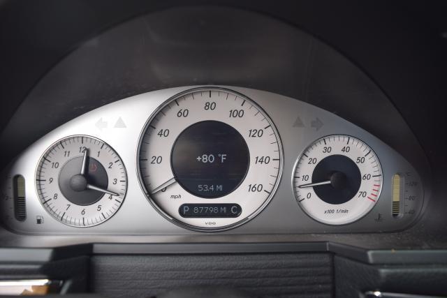 2009 Mercedes-Benz E-Class E350 4MATIC Luxury Sedan Richmond Hill, New York 12