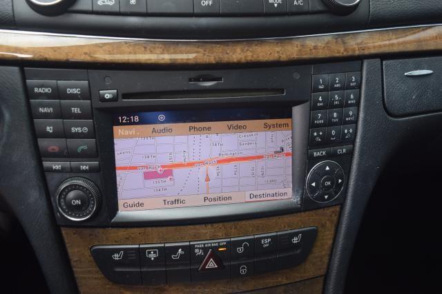 2009 Mercedes-Benz E-Class E350 4MATIC Luxury Sedan Richmond Hill, New York 16