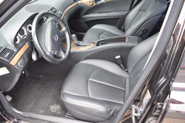 2009 Mercedes-Benz E-Class E350 4MATIC Luxury Sedan Richmond Hill, New York 9