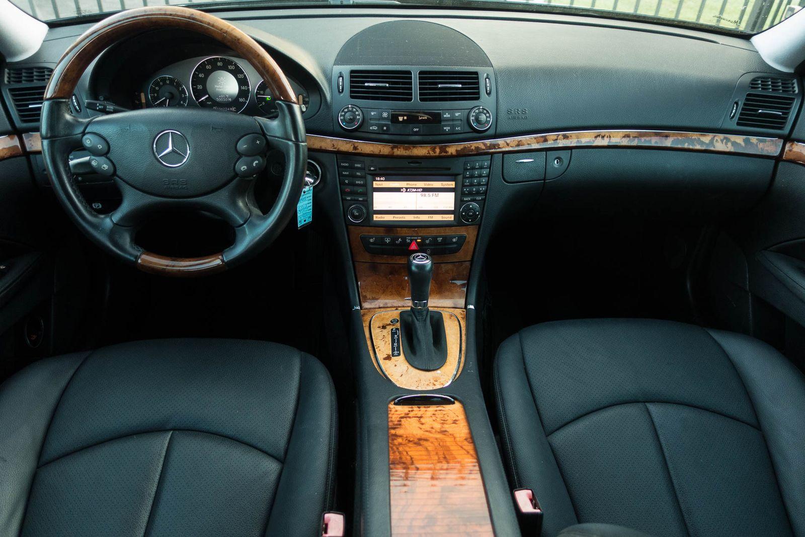 All Types 2003 benz e320 : 2009 Mercedes-Benz E320 30L BlueTEC Texas EURO 2 MOTORS
