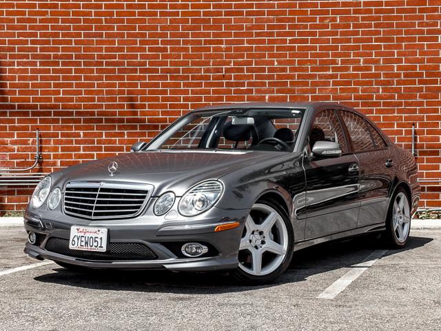 2009 Mercedes-Benz E350 Luxury 3.5L Burbank, CA 0