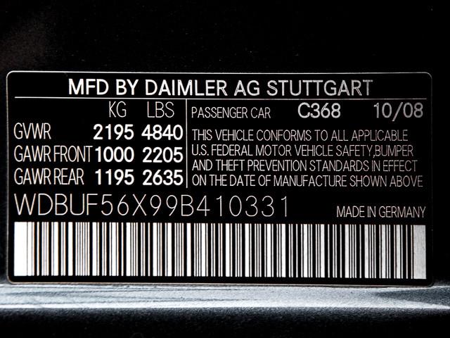 2009 Mercedes-Benz E350 Luxury 3.5L Burbank, CA 10