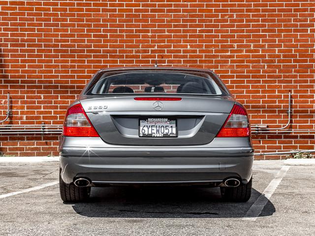 2009 Mercedes-Benz E350 Luxury 3.5L Burbank, CA 4