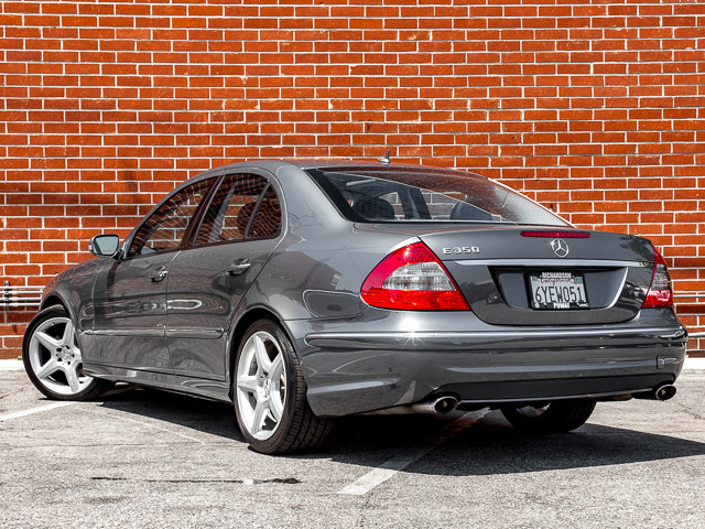 2009 Mercedes-Benz E350 Luxury 3.5L Burbank, CA 5