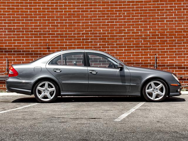 2009 Mercedes-Benz E350 Luxury 3.5L Burbank, CA 6