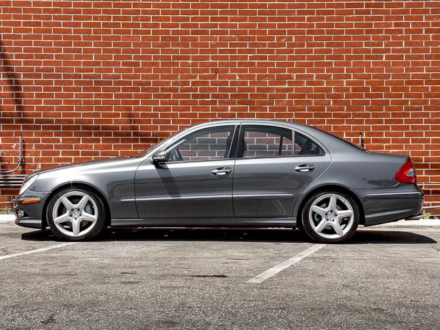2009 Mercedes-Benz E350 Luxury 3.5L Burbank, CA 7