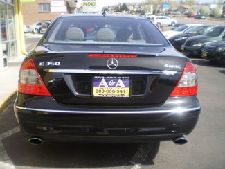 2009 Mercedes-Benz E350 Luxury 3.5L Englewood, Colorado 5