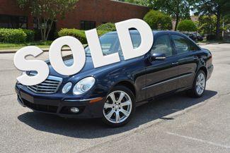 2009 Mercedes-Benz E350 Luxury 3.5L Memphis, Tennessee