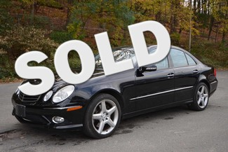 2009 Mercedes-Benz E350 4Matic Naugatuck, Connecticut