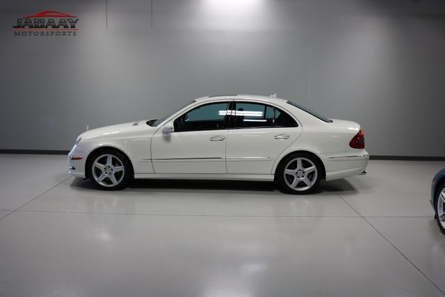 2009 Mercedes-Benz E550 Sport 5.5L Merrillville, Indiana 35