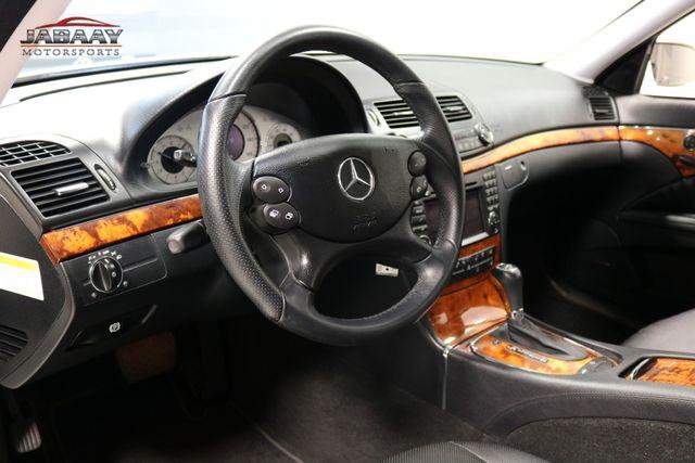 2009 Mercedes-Benz E550 Sport 5.5L Merrillville, Indiana 9